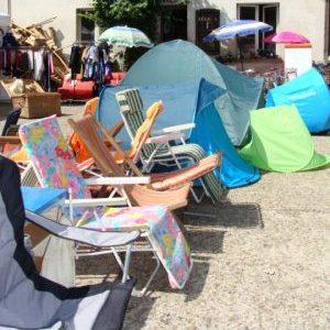 Mobiliers de camping