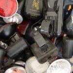 pièces détachées vélo : phares