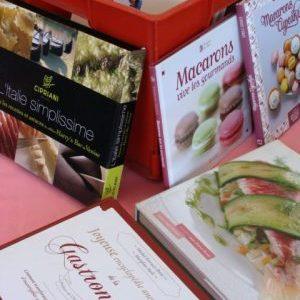 livres de recettes, beaux livres à (s')offrir