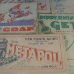 """""""vieux papiers"""" et livres anciens"""