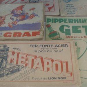 """livres anciens et """"vieux papiers"""""""