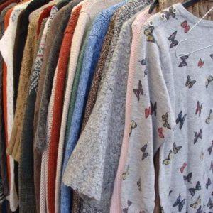 pulls et vêtements chauds