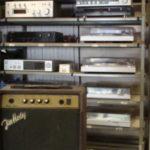 matériel audio, hi-fi, platines