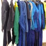 vêtements de travail et de métiers
