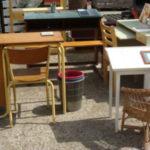 Plans de travail : tables, bureaux, etc.