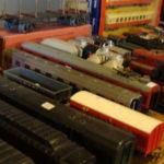 petits trains et jouets anciens