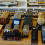 petits trains, petites voitures